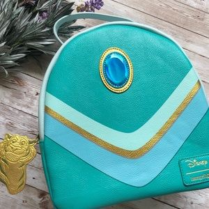 Loungefly Disney Aladdin Jasmine Mini Backpack